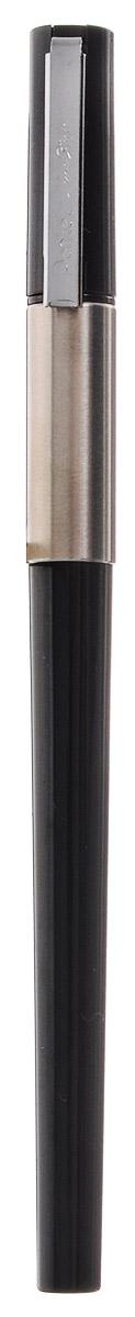 Pentel Ручка шариковая Line Style цвет чернил черныйPBK708-AШариковая ручка Pentel Line Style станет незаменимым атрибутом для учебы или работы. Корпус ручки выполнен из пластика. Высококачественные черные чернила позволяют добиться идеальной плавности письма. Ручка оснащена клип-зажимом на колпачке для удобной фиксации на бумаге или одежде.