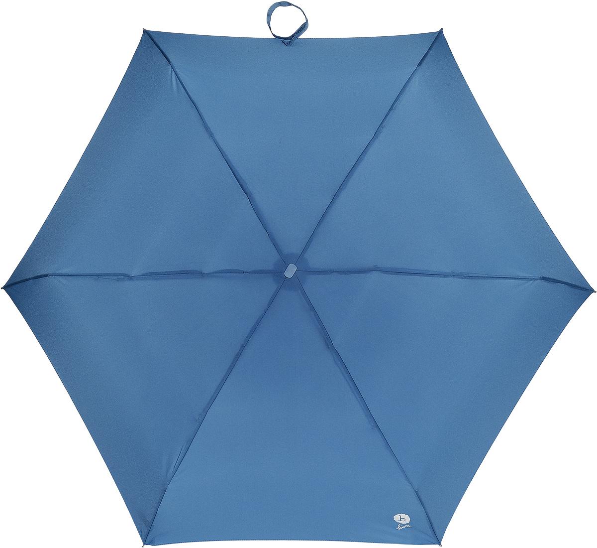 Bisetti 3569-2 Зонт механический 5 сл. жен.3569-2Зонт испанского производителя Clima. В производстве зонтов используются современные материалы, что делает зонты легкими, но в то же время крепкими.Механический, 5 сложений, 7 спиц по 53см, полиэстер.