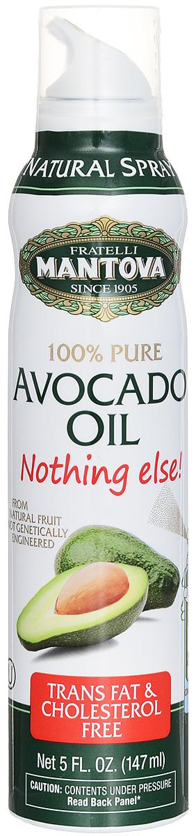 Fratelli Mantova масло авокадо спрей, 147 мл
