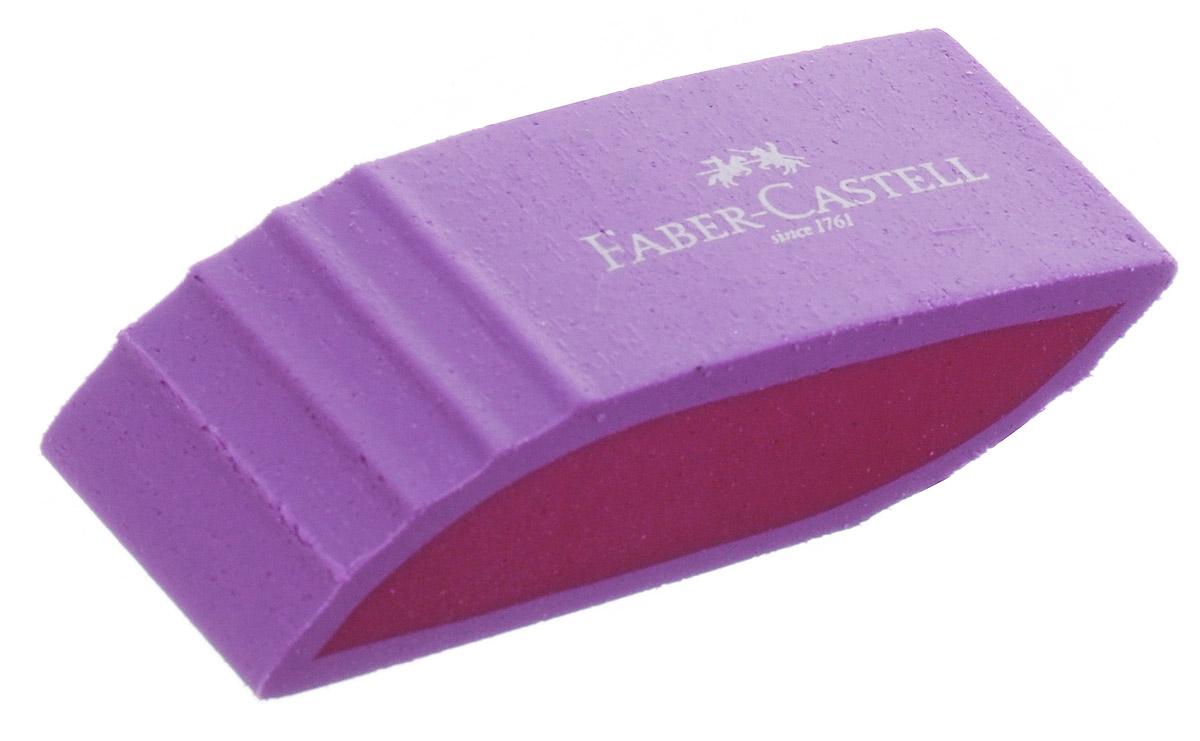 Faber-Castell Ластик фигурный цвет сиреневый183057Ластик фигурный Faber-Castell станет незаменимым аксессуаром на рабочем столе не только школьника или студента, но и офисного работника. Аккуратный, не оставляет грязных разводов. Не повреждает бумагу даже при многократном стирании. Кроме того, высококачественный ластик не содержит ПВХ.