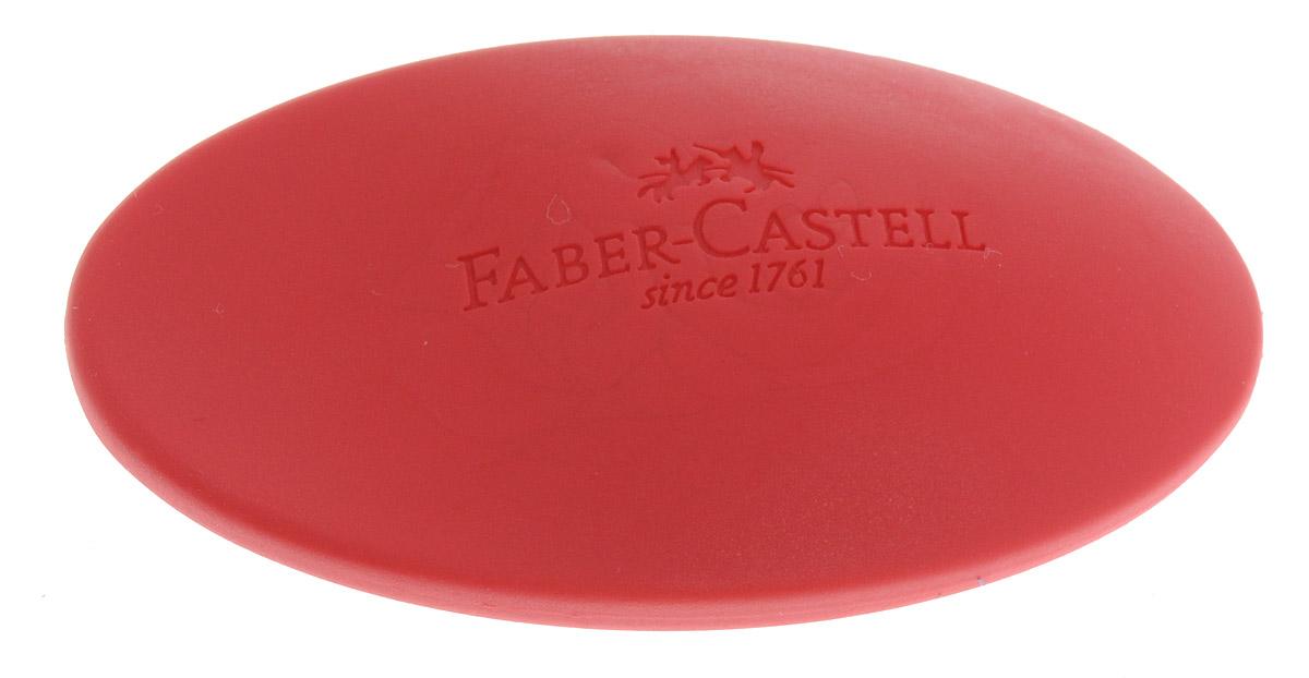 Faber-Castell Ластик Космо мини цвет красный