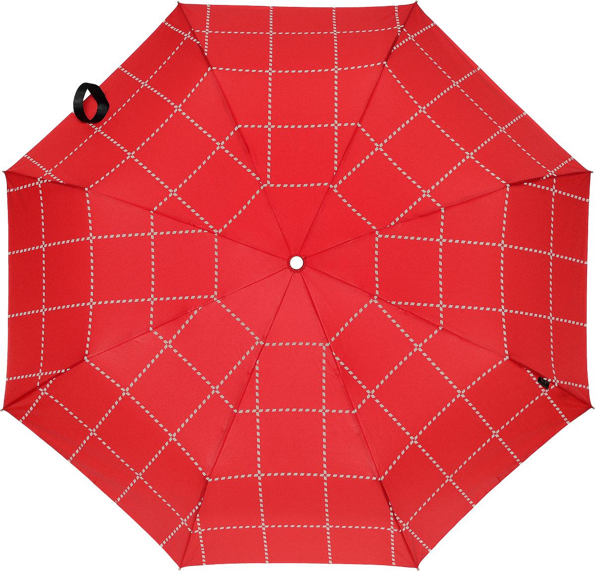 M&P 5789-4 Зонт полный автом. 3 сл. жен.5789-4Зонт испанского производителя Clima. В производстве зонтов используются современные материалы, что делает зонты легкими, но в то же время крепкими.Полный автомат, 3 сложения, 7 спиц, полиэстер.