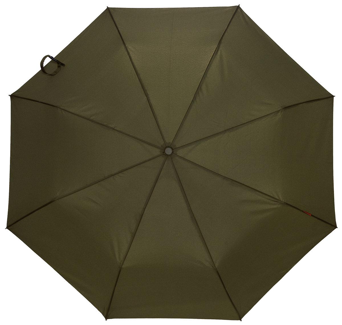 Bisetti 3264-2 Зонт полный автом. 3 сл. муж.3264-2Зонт испанского производителя Clima. В производстве зонтов используются современные материалы, что делает зонты легкими, но в то же время крепкими.Полный автомат, 3 сложения, 8 спиц по 55см, полиэстер.