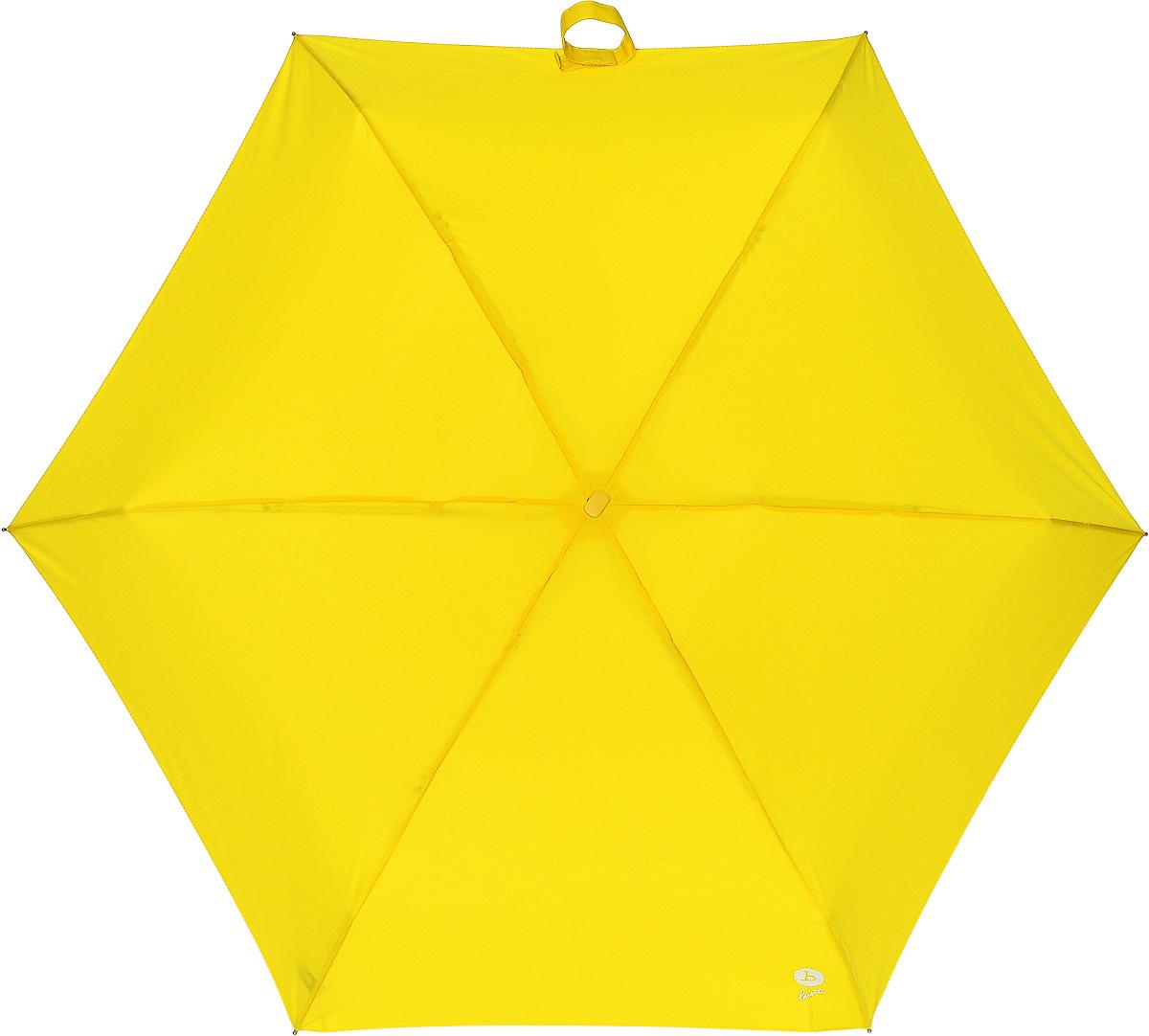 Bisetti 3569-3 Зонт механический 5 сл. жен.3569-3Зонт испанского производителя Clima. В производстве зонтов используются современные материалы, что делает зонты легкими, но в то же время крепкими.Механический, 5 сложений, 7 спиц по 53см, полиэстер.