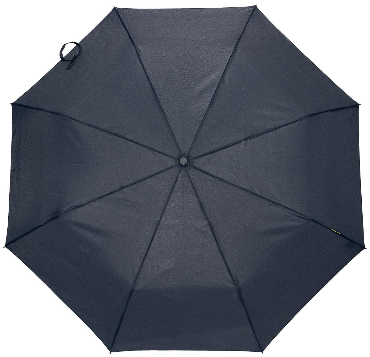 Bisetti 3264-1 Зонт полный автом. 3 сл. муж.3264-1Зонт испанского производителя Clima. В производстве зонтов используются современные материалы, что делает зонты легкими, но в то же время крепкими.Полный автомат, 3 сложения, 8 спиц по 55см, полиэстер.