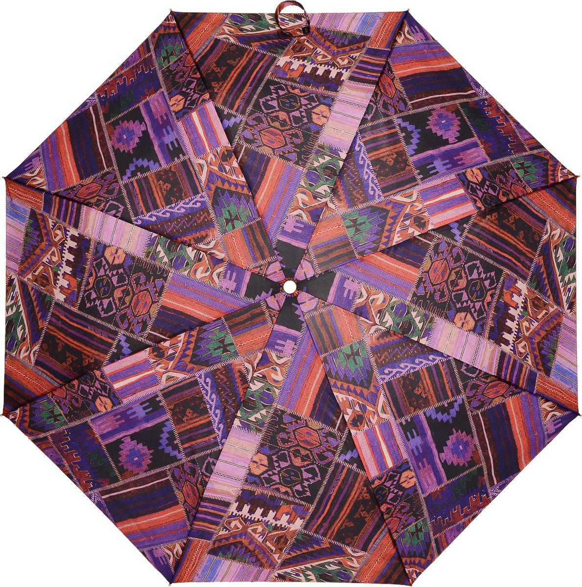 M&P 5867-3 Зонт полный автом. 3 сл. жен.5867-3Зонт испанского производителя Clima. В производстве зонтов используются современные материалы, что делает зонты легкими, но в то же время крепкими.Полный автомат, 3 сложения, 7 спиц, полиэстер.