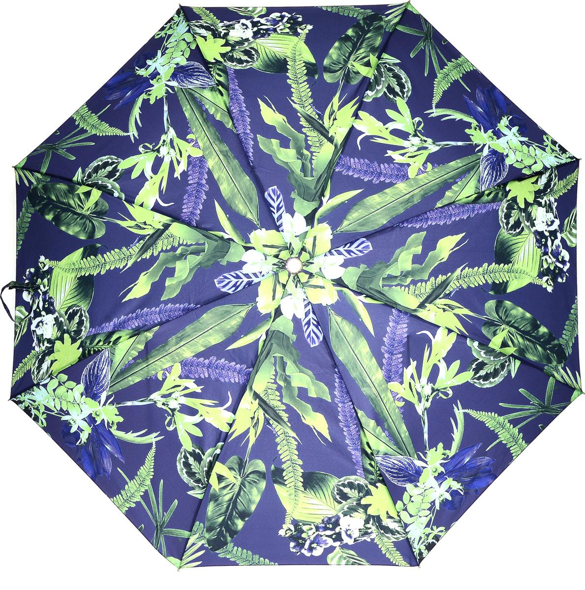 M&P 5863-3 Зонт полный автом. 3 сл. жен.5863-3Зонт испанского производителя Clima. В производстве зонтов используются современные материалы, что делает зонты легкими, но в то же время крепкими. Полный автомат, 3 сложения, 8 спиц, полиэстер.