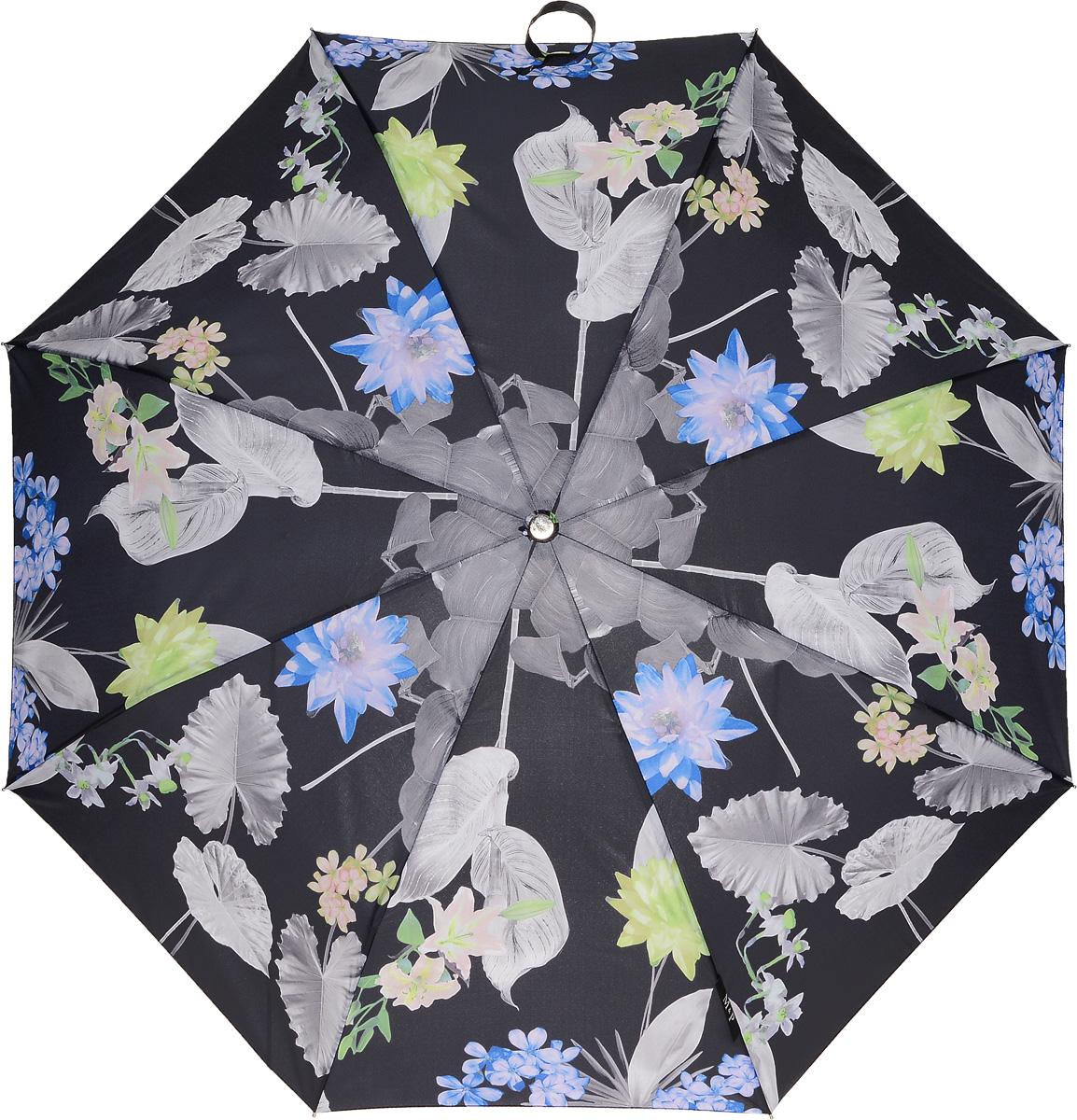 M&P 5863-1 Зонт полный автом. 3 сл. жен.5863-1Зонт испанского производителя Clima. В производстве зонтов используются современные материалы, что делает зонты легкими, но в то же время крепкими.Полный автомат, 3 сложения, 8 спиц, полиэстер.
