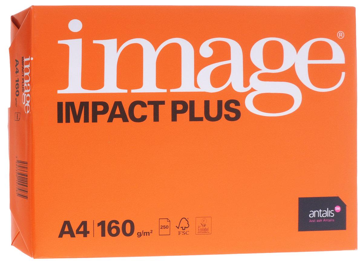 Image Бумага для принтера Impact Plus формат A4 160 г 250 листов