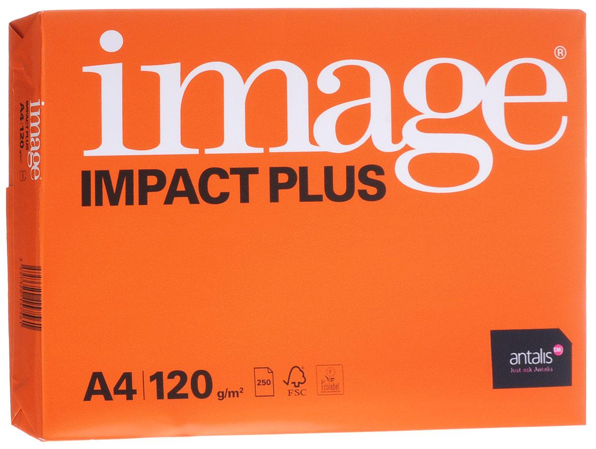 Image Бумага для принтера Impact Plus формат A4 120 г 250 листов