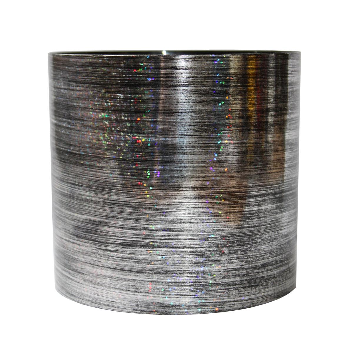 Горшок для цветов Miolla Серебро со скрытым поддоном, 5,1лSMG-46Декоративный горшочек Miolla c 3D рисунком. Хорошо будут смотреться как основа для топиариев и флористических композиций. А так же замечательно для комнатных цветов. Со скрытым поддоном.