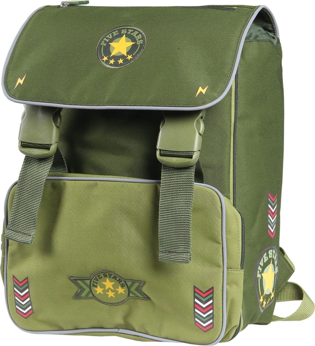 Proff Рюкзак школьный MilitaryMI15-BPA-02Рюкзак школьный Proff. Military 34.5*26*13 см с расширением, карманом для планшета, с эргономичной спинкой