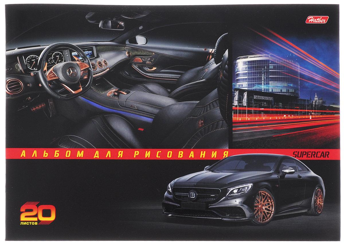 Hatber Альбом для рисования Mercedes-Benz 20 листов20А4вмВ_14545Альбом для рисования Hatber Mercedes-Benz будет вдохновлять ребенка на творческий процесс. Альбом изготовлен из белоснежной бумаги с яркой обложкой из плотного картона, оформленной изображением стильного автомобиля. Внутренний блок альбома состоит из 20 листов бумаги. Способ крепления - скрепки. Высокое качество бумаги позволяет рисовать в альбоме карандашами, фломастерами, акварельными и гуашевыми красками. Во время рисования совершенствуются ассоциативное, аналитическое и творческое мышления. Занимаясь изобразительным творчеством, малыш тренирует мелкую моторику рук, становится более усидчивым и спокойным.