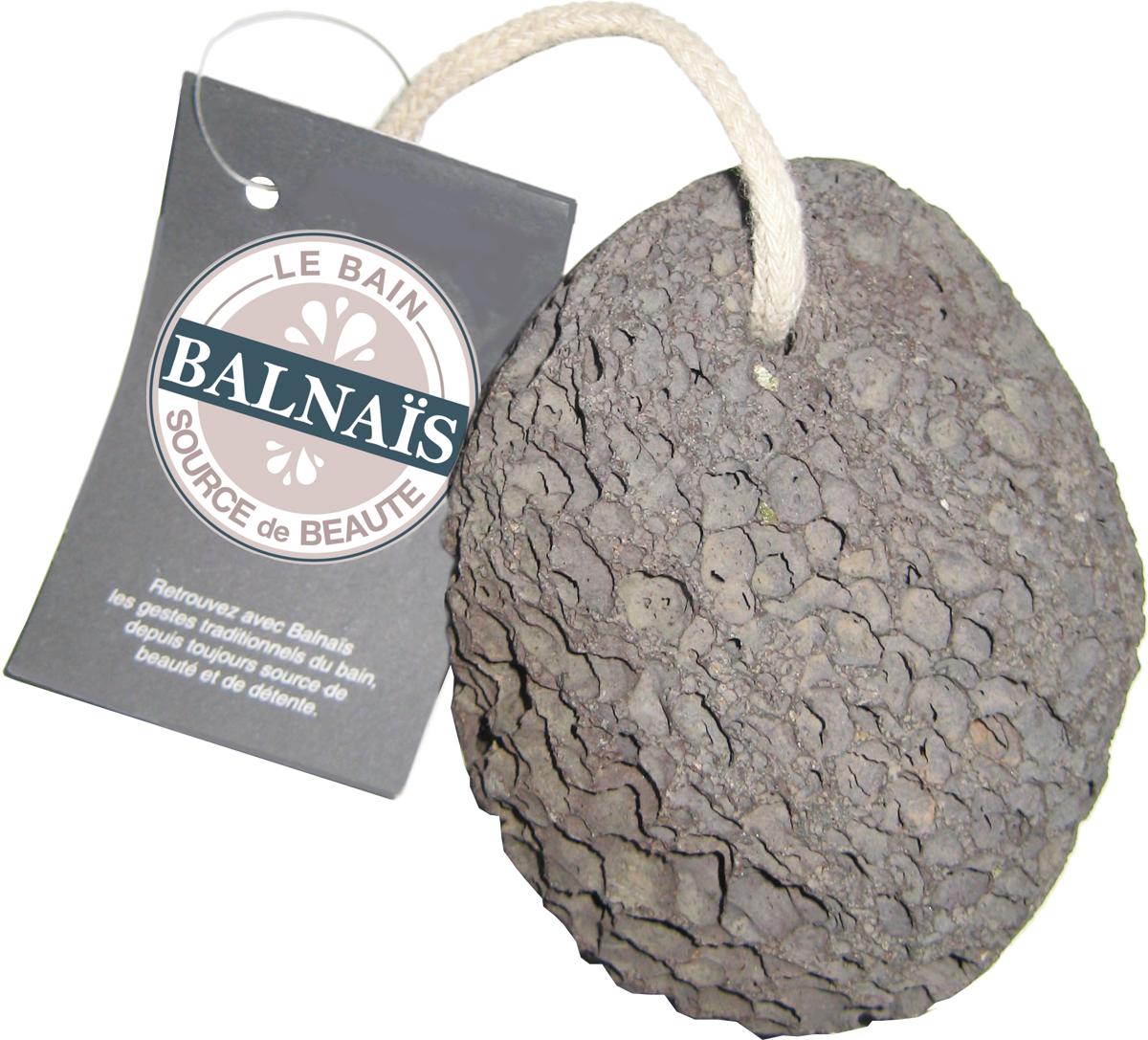 Balnais Пемза из вулканической лавы200546Пемза из натуральной вулканической лавы идеально подходит для удаления огрубевшей кожи ног