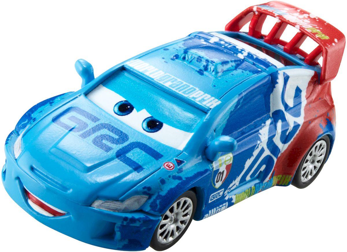 Cars Машинка Рауль ЗарульW1938_BHW22Машинка Cars Рауль Заруль привлечет внимание вашего малыша и не позволит ему скучать, ведь так интересно и захватывающе покатать машинку или устроить гонку с другом. Машинка выполнена из прочного материала в виде персонажа мультфильма Тачки. Рауль Заруль - французский гоночный автомобиль, выступающий под номером 6. Его часто называют величайшим гонщиком - он способен проделывать головокружительные трюки, развивать потрясающую скорость, но в то же время остается неизменно чутким ко всему, что происходит вокруг. Он становится действительно грозным противником на трассе. Колеса машинки имеют свободный ход. Благодаря небольшому размеру ребенок сможет взять машинку с собой на прогулку, в поездку или в гости. Порадуйте своего малыша таким замечательным подарком!