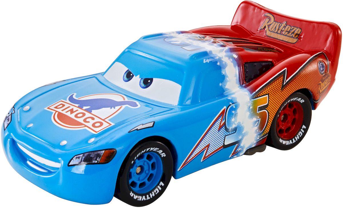 Cars Машинка Диноко Молния МакКуинW1938_DLY65Машинка Cars Диноко Молния МакКуин привлечет внимание вашего малыша и не позволит ему скучать, ведь так интересно и захватывающе покатать машинку или устроить гонку с другом. Машинка выполнена из прочного материала в виде персонажа мультфильма Тачки. Молния МакКуин - главный герой мультфильма - гонщик с красным кузовом и номером 95 на борту. Молния МакКуин стремится доказать, что является самой быстрой машиной, выиграть кубок Поршня и получить в спонсоры Диноко. Спонсором МакКуина является компания Ржавейка. Молния полностью оправдывает свое имя, он летит по трассе, как молния, а иногда даже быстрее. Больше всего на свете Молния обожает гонки: он видит их во сне, может говорить о них часами и готов тренироваться с утра до самой ночи. Колеса машинки имеют свободный ход. Благодаря небольшому размеру ребенок сможет взять машинку с собой на прогулку, в поездку или в гости. Порадуйте своего малыша таким замечательным подарком!