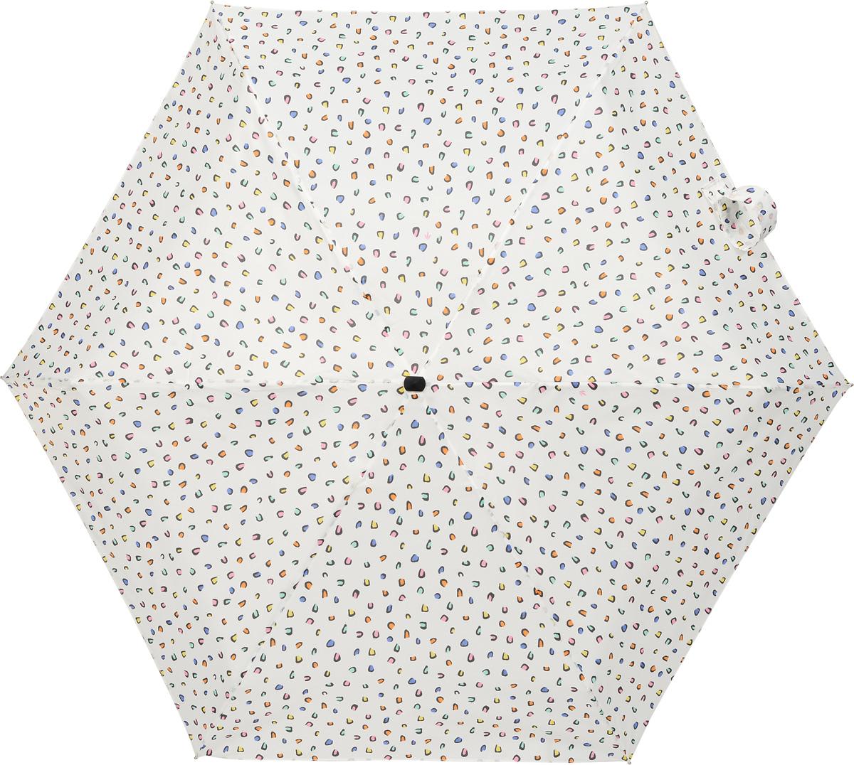 Зонт женский механика Fulton, расцветка: расцветканой леопард. L501-3172 CandyLeopardL501-3172 CandyLeopardПрочный, необыкновенно компактный зонт, который с легкостью поместится в маленькую сумочку. Удобный плоский чехол. Облегченный алюминиевый каркас с элементами из фибергласса. Ветроустойчивая конструкция. Размеры зонта в сложенном виде 15смх6смх3см, диаметр купола 87 см.