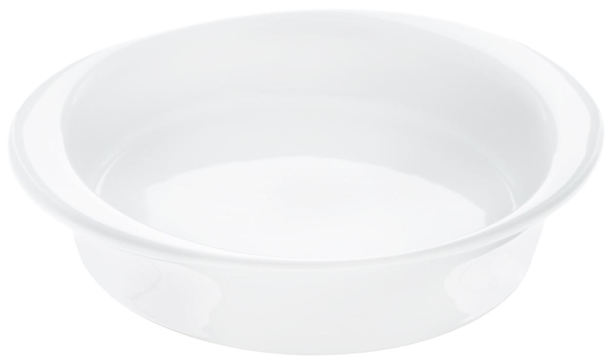 Миска для крем-брюле Tescoma Gusto, диаметр 14 см622080Миска Tescoma Gusto, изготовленная из высококачественной керамики, предназначена для приготовления и сервировки десертов типа крем-брюле. Устойчива к температурам от -18°C до +240°C. Миска пригодна для всех типов кухонных духовок, холодильников и морозильников. Можно мыть в посудомоечной машине. Ширина (с учетом ручек): 16 см.