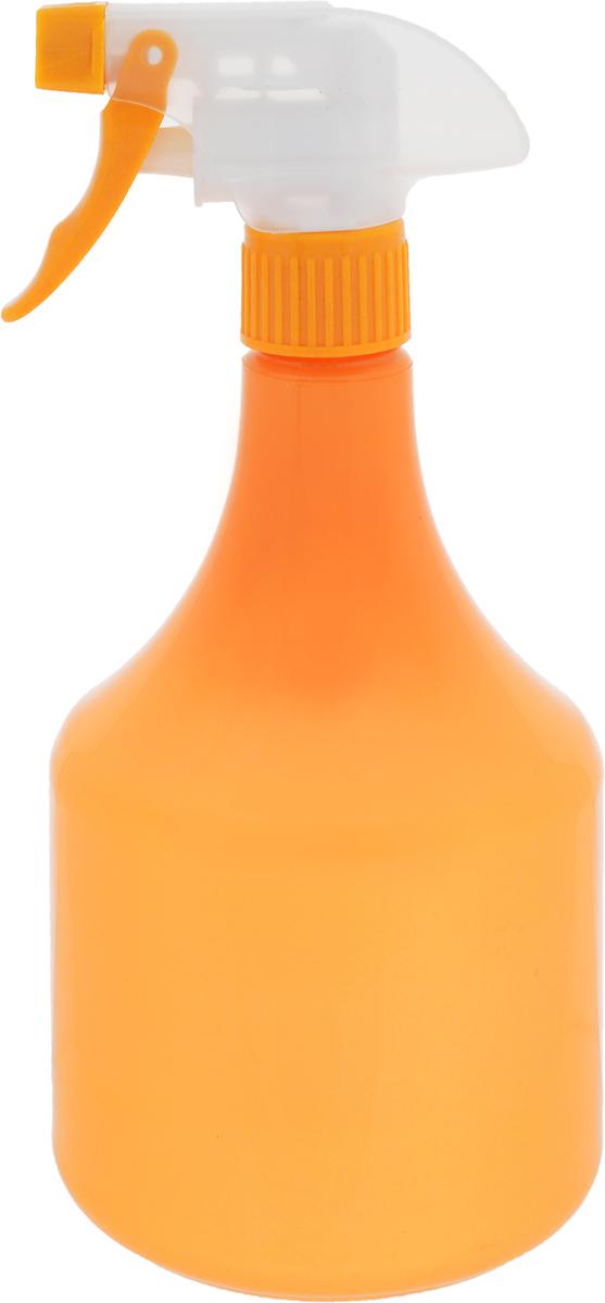 Опрыскиватель Изумруд, цвет: оранжевый, 1 л4007Легкий яркий опрыскиватель Изумруд, изготовленный из прочного пластика, поможет вам в опрыскивании цветочных клумб, а так же при уходе за вашими комнатными растениями. Каждый любитель цветов знает, что для ухода за растениями нужен опрыскиватель, который является источником влаги для растения, так как известно, существуют цветы, которые нельзя поливать обычным способом. Тип разбрызгивания: от направленной струи до мелкодисперсного тумана. Объем опрыскивателя: 500 мл. Высота: 20,5 см.