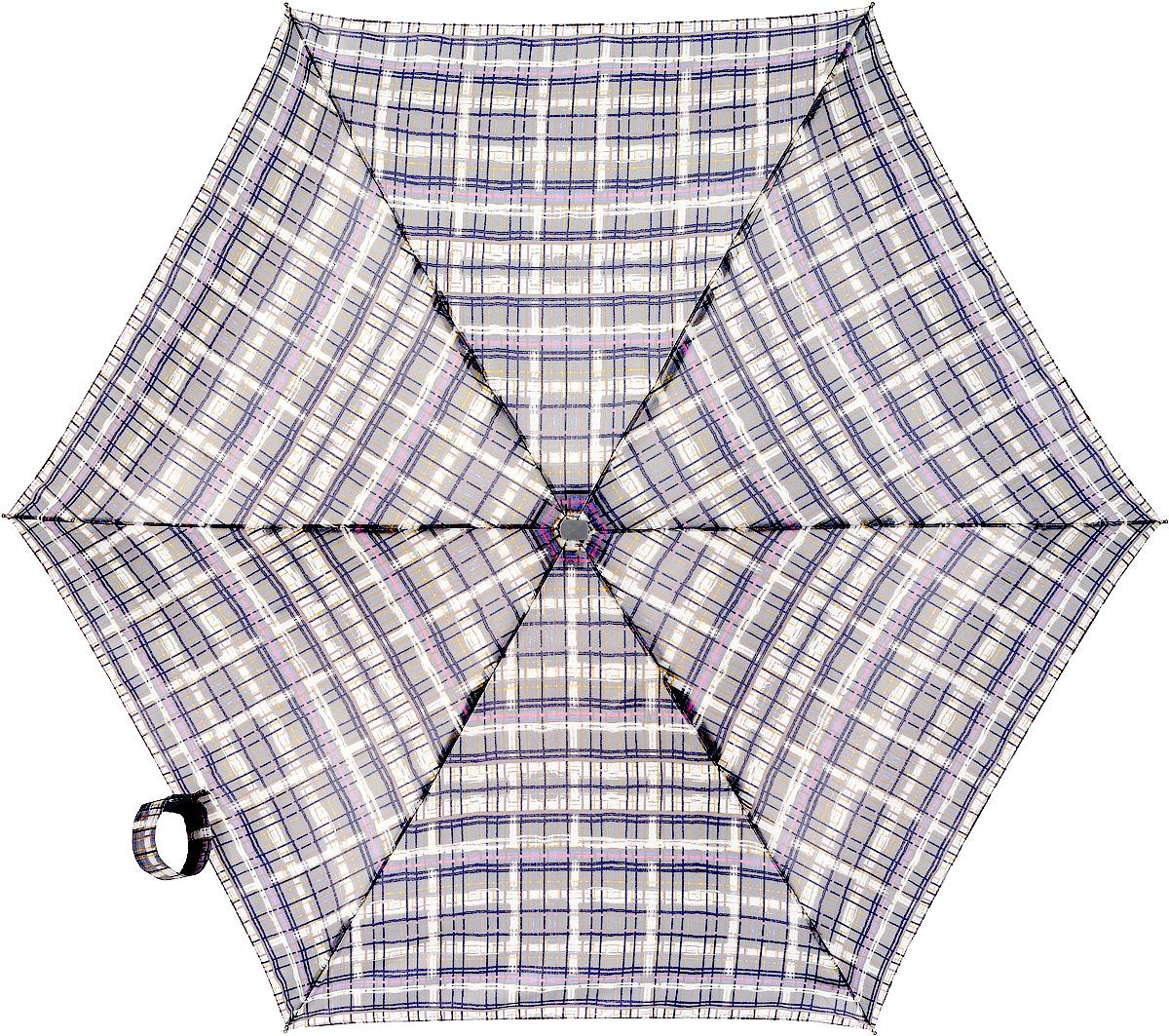 Зонт женский механика Fulton, расцветка: клетка. L501-2921 PicnicCheckL501-2921 PicnicCheckПрочный, необыкновенно компактный зонт, который с легкостью поместится в маленькую сумочку. Удобный плоский чехол. Облегченный алюминиевый каркас с элементами из фибергласса. Ветроустойчивая конструкция. Размеры зонта в сложенном виде 15смх6смх3см, диаметр купола 87 см.