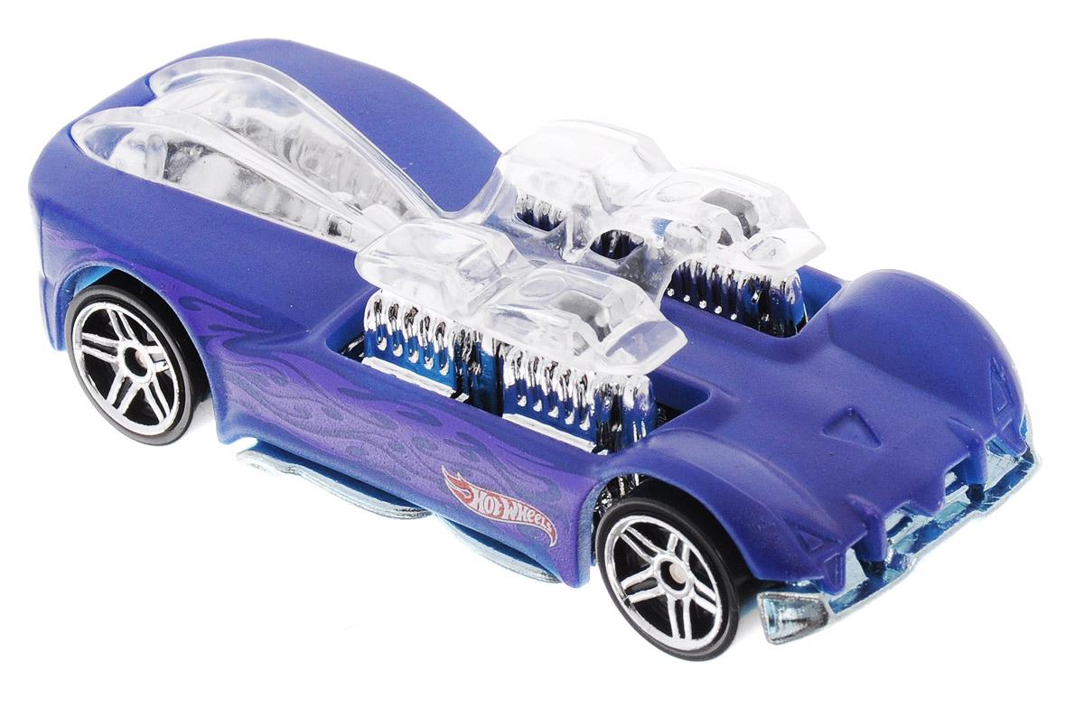 Hot Wheels Color Shifters Машинка What-4-2BHR15_DNN03Необычная машинка Hot Wheels Color Shifters What-4-2 - машинка из самой удивительной и оригинальной серии, которая приведет каждого мальчика в восторг - Color Shifters. Теперь можно самому тюнинговать свою любимую машинку - для этого нужна лишь холодная или горячая вода! Просто опустите машинку в воду и следите за тем, как она меняет свой цвет! Можно создать уникальную машинку, чередуя горячую и холодную воду на разных частях автомобиля. При помощи лишь одного всплеска воды машинки серии Color Shifters трансформируются в новые! Порадуйте своего малыша таким замечательным подарком!