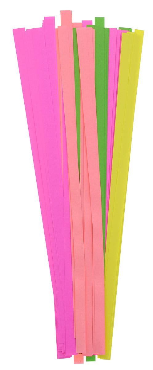 Апплика Бумага для квиллинга ширина 9 мм 4 цвета 200 штС2331-01Бумага для квиллинга Апплика - это порезанные специальным образом полоски бумаги определенной плотности. Такая бумага пластична, не расслаивается, легко и равномерно закручивается в спираль, благодаря чему готовым спиралям легче придать форму. В упаковке 200 полосок бумаги 4 цветов. Квиллинг (бумагокручение) - техника изготовления плоских или объемных композиций из скрученных в спиральки длинных и узких полосок бумаги. Из бумажных спиралей создаются необычные цветы и красивые витиеватые узоры, которые в дальнейшем можно использовать для украшения открыток, альбомов, подарочных упаковок, рамок для фотографий и даже для создания оригинальных бижутерий. Это простой и очень красивый вид рукоделия, не требующий больших затрат.