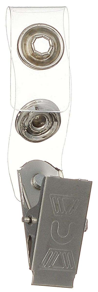 Centrum Зажим для бейджа 50 шт82077ОЗажим для бейджа Centrum незаменим при работе в офисе или при проведении конференций. Зажим обеспечивает надежную фиксацию именного бейджа. Зажим состоит из хлястика из мягкого пластика, фиксирующегося кнопкой, и прочного металлического держателя-прищепки. Зажим универсален и подойдет для соединения бейджей с различными типами шнурков и лент. В комплект входят 50 зажимов.