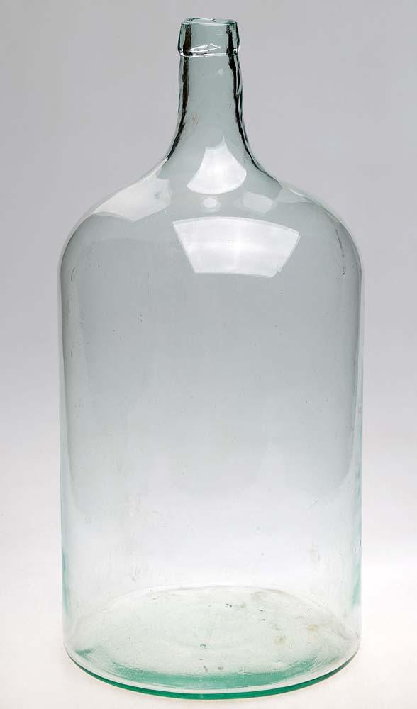Четверть плечевая. Зеленое стекло. Российская империя, начало XX века
