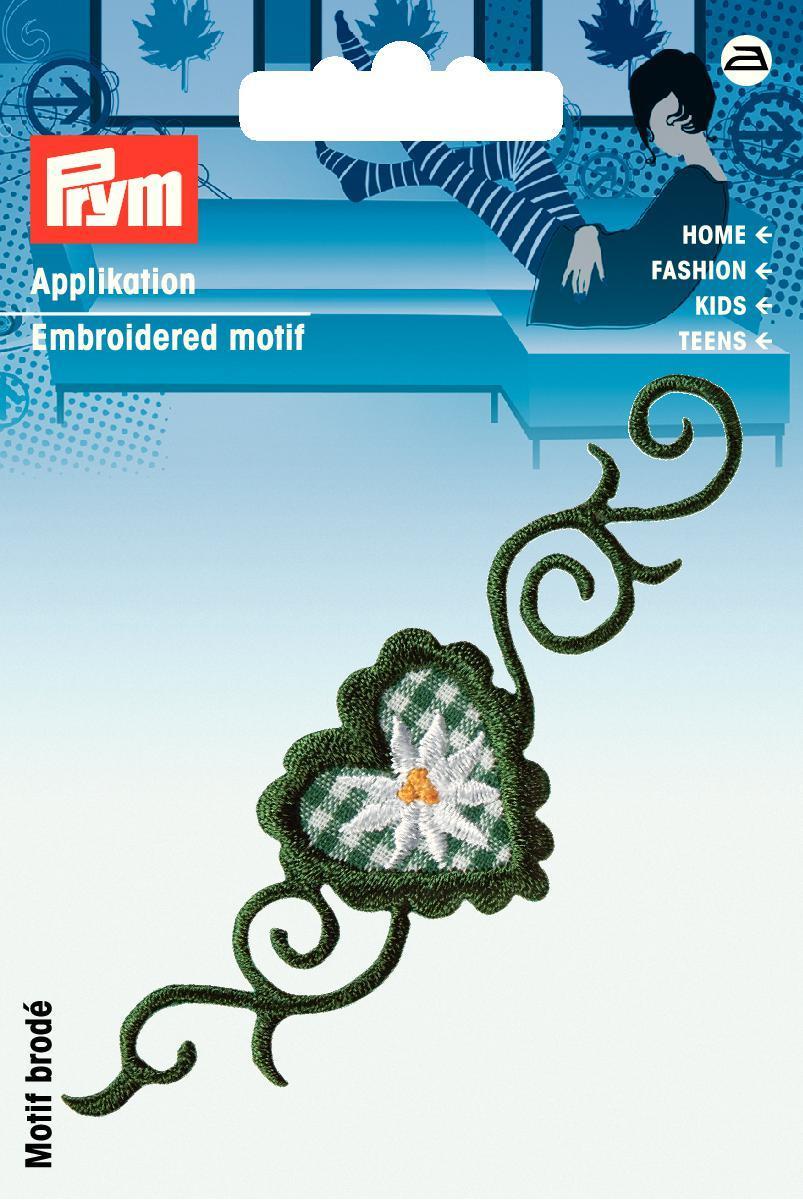 Аппликация Prym Нить цветов, для национальных костюмов925490