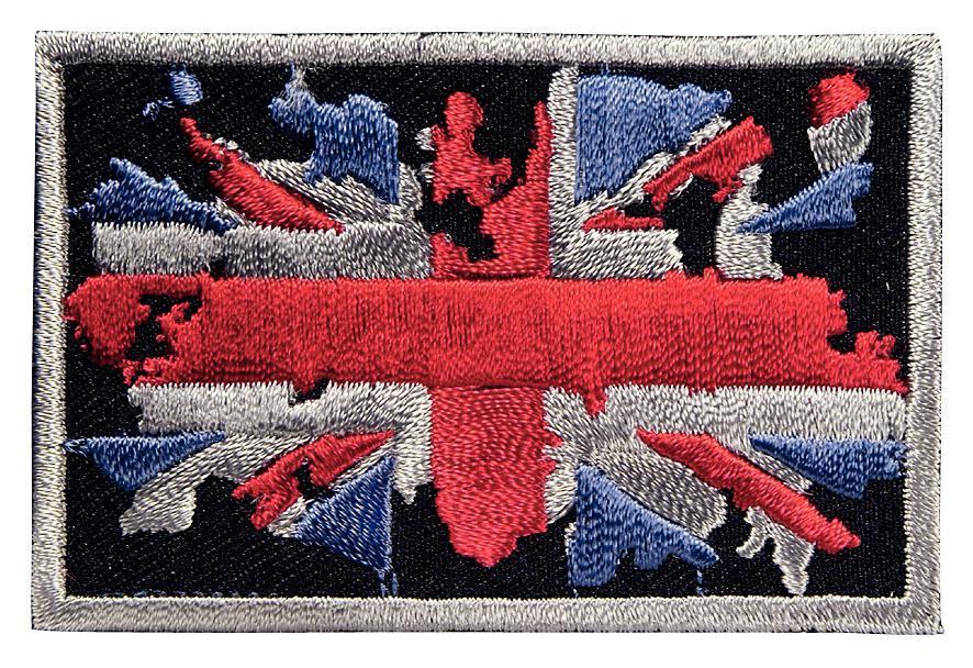 Термоаппликация Prym Британский флаг, 79 х 118 мм926032