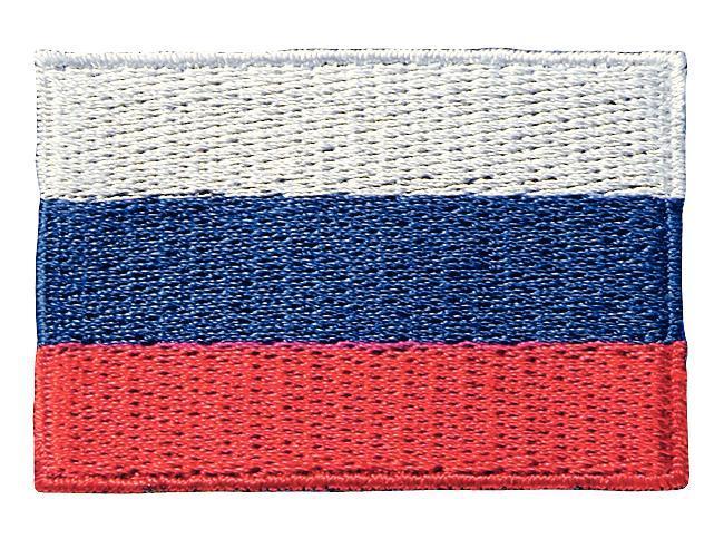 Термоаппликация Prym Флаг России, 30 х 40 мм926051