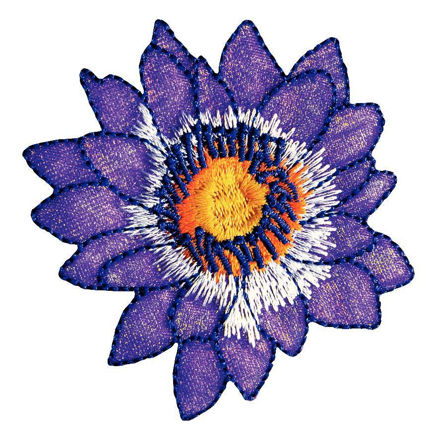 Термоаппликация Prym Цветок, 64 х 93 мм. 926618926618