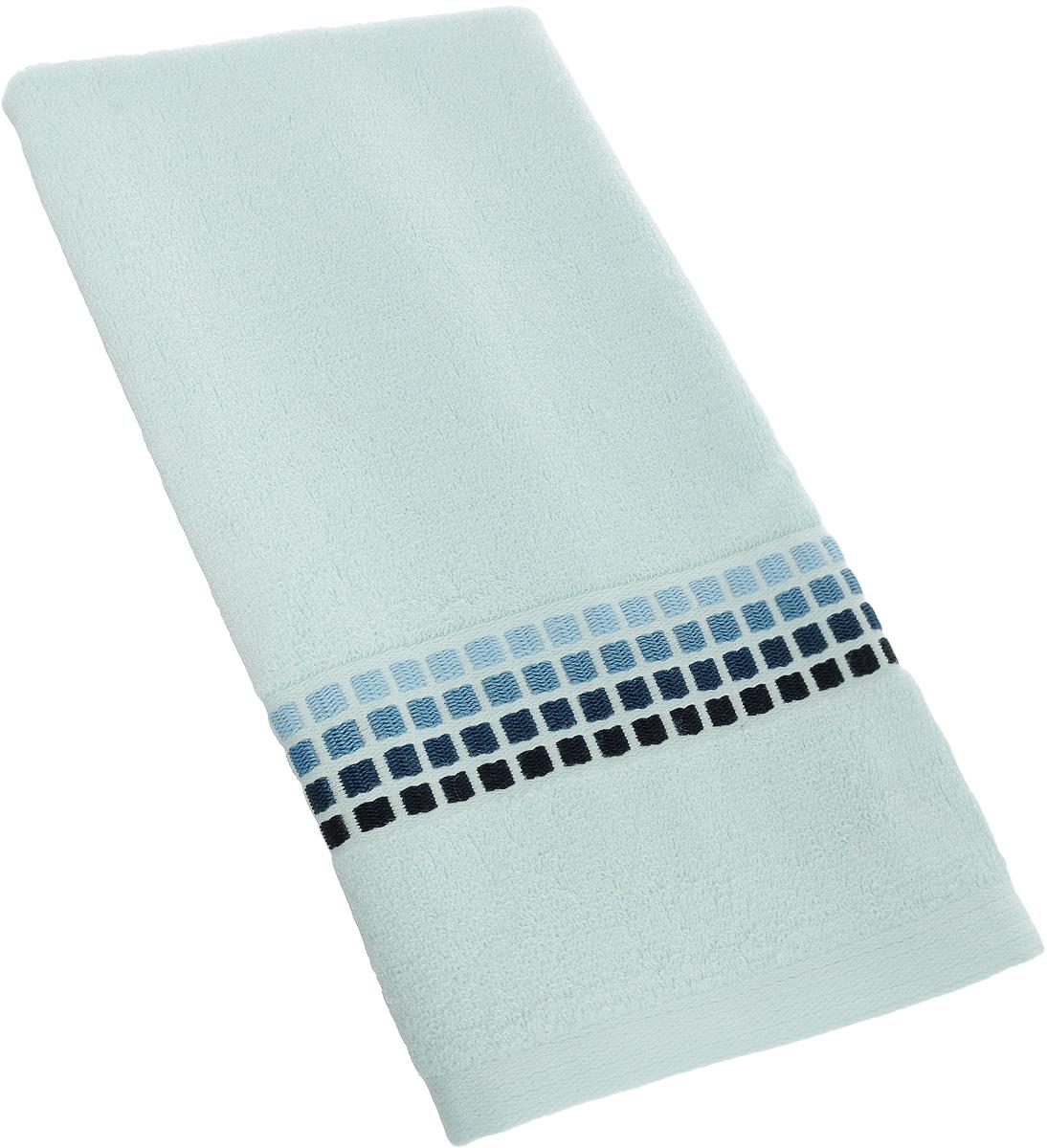 Полотенце Arya Edera, 30 см х 50 см, цвет: светло-голубойF0007394Светло-ГолубойНеобыкновенное хлопковое полотенце марки Arya с необыкновенным принтом, невероятно мягкое, пушистое, с плотной невысокой махрой, обладающее удивительной впитываемостью . Мягкая махровая ткань отлично впитывает влагу и быстро сохнет. После стирки полотенце становится еще более мягким. Полотенца марки Arya производятся с соблюдением мировых стандартов и способны выдержать не меньше 500 стирок. Компания Arya является признанным турецким лидером на рынке постельных принадлежностей и текстиля для дома. Поэтому Вы можете быть уверены, что приобретенные товарки марки Arya доставят Вам и Вашим близким одно удовольствие.