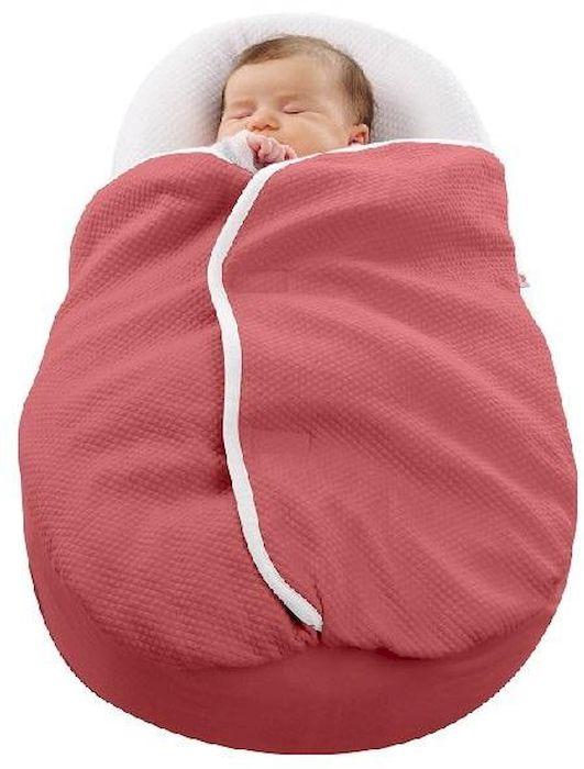 одеяло для Cocoonababy® / LIGHT COCOONACOVER CORAL448137Благодаря новому одеялу, специально разработанному для эргономичного кокона Cocoonababy, малышу всегда будет тепло и уютно. Нежный хлопок Fleur de Coton дружелюбен к коже ребенка. Форма одеяла повторяет формы кокона и застегивается на груди, маме больше не стоит беспокоиться, что кроха натянет его на лицо. Одеяло специально разработано для Cocoonababy и дает возможность укрыть\раскрыть малыша без пробуждения. Его специальная форма дает возможнось не укрывать нос и рот малыша. Одеяло используйте только при полной комплектации Cocoonababy (включающую пояс и регулятор).