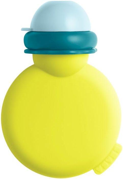 Beaba Контейнер для детского пюре цвет желый голубой зеленый