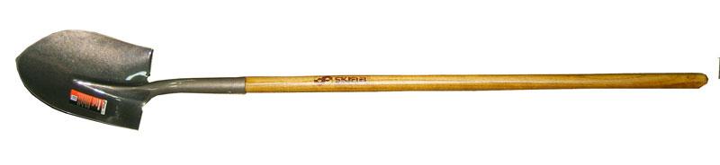 Лопата Skrab штыковая, эргономическая. 28111