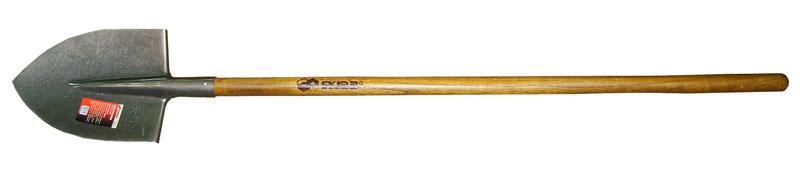 Лопата Skrab штыковая. 2811228112Лопата штыковая (деревянный черенок). Размер: 220х295х390мм. Длина: 1450мм. Металлическая часть изготовлена из высокоуглеродистой стали с добавлением марганца. Закалена и имеет защитное покрытие. Деревянный черенок изготовлен из твердых пород дерева высшего сорта. Применяется для выполнения земляных и строительных работ.