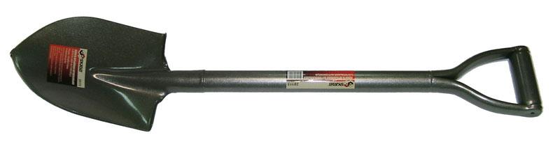 Лопата Skrab штыковая, мини. 2811528115Лопата штыковая АВТОМОБИЛЬНАЯ (металлический черенок). Размер: 175х280х800мм. Металлическая часть изготовлена из высокоуглеродистой стали с добавлением марганца. Закалена и имеет защитное покрытие. V-образная ручка. Применяется для выполнения земляных и строительных работ.