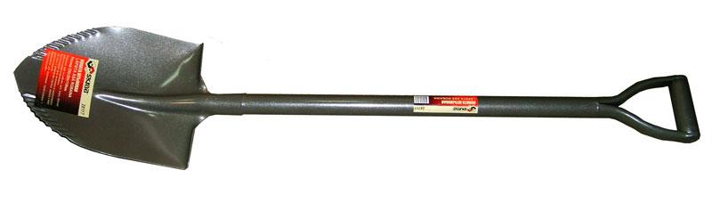 Лопата Skrab штыковая, с зубцами. 2811728117Лопата штыковая (металлический черенок). Размер: 230х300х1100мм. Рифленые края на рабочей части лопаты облегчают работу и снижают утомляемость. Металлическая часть изготовлена из высокоуглеродистой стали с добавлением марганца. Закалена и имеет защитное покрытие. V-образная ручка. Применяется для выполнения земляных и строительных работ.