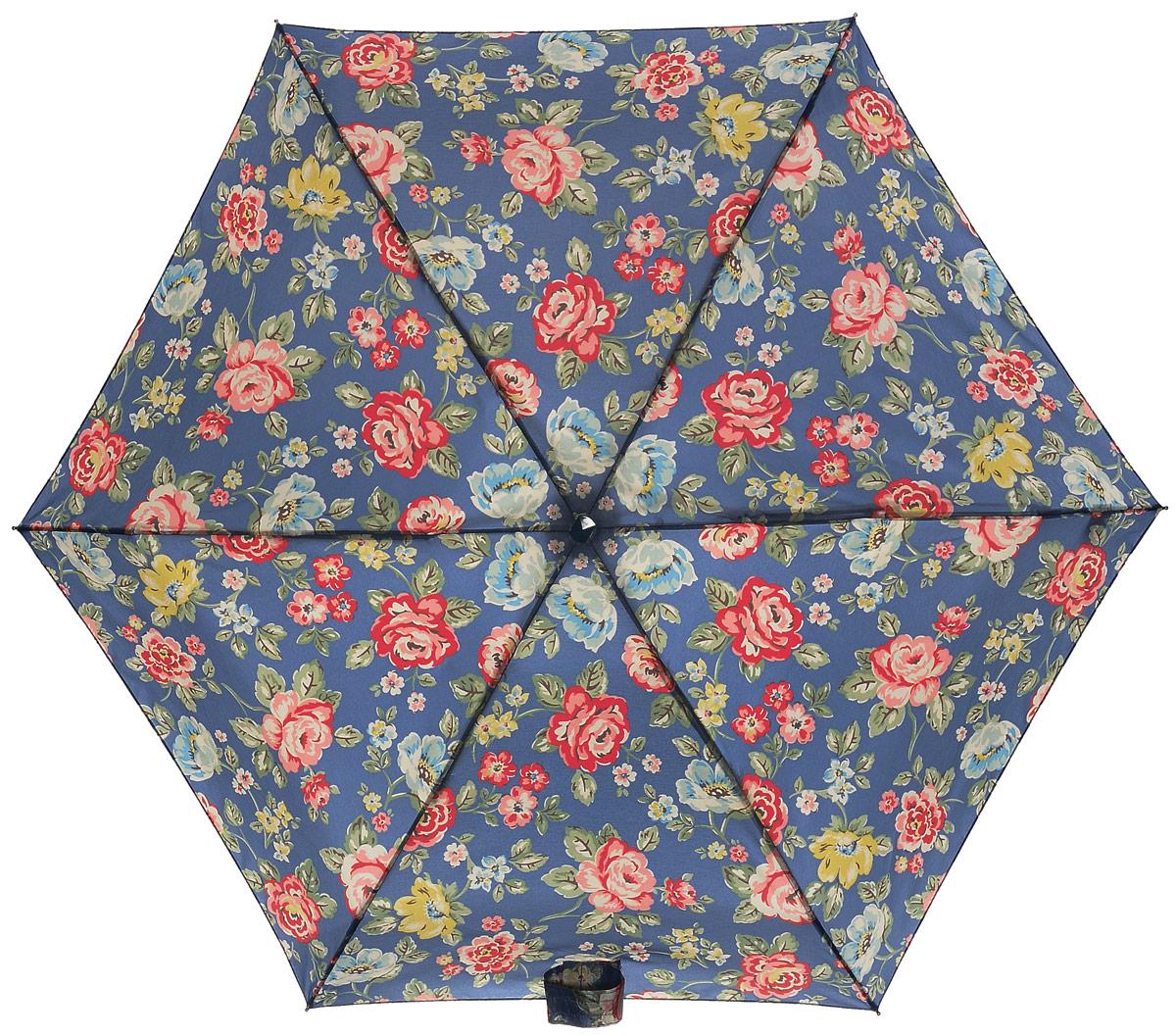 Зонт женский механика Cath Kidston Fulton, расцветка: розы. L521-2947 RainbowRoseL521-2947 RainbowRoseПрочный, необыкновенно компактный зонт, который с легкостью поместится в маленькую сумочку. Удобный плоский чехол. Облегченный алюминиевый каркас с элементами из фибергласса. Ветроустойчивая конструкция. Размеры зонта в сложенном виде 15смх6смх3см, диаметр купола 87 см.