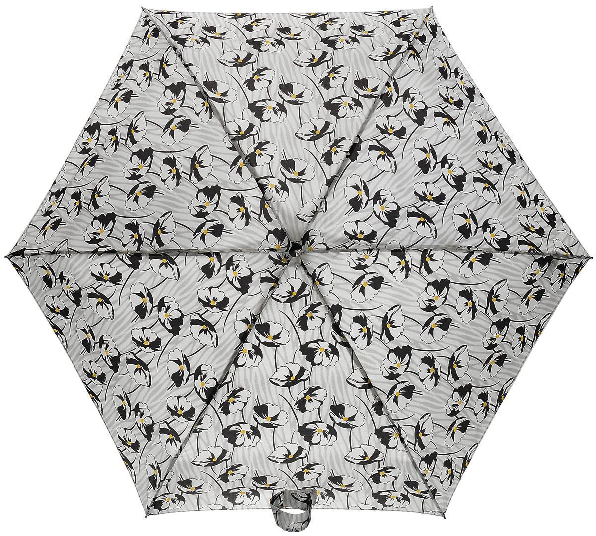 Зонт женский механика Fulton, расцветка: расцветкаы. L501-2615 50sFloralL501-2615 50sFloralСуперкомпактный женский зонт «Цветы», механика, Floral, tiny-2, L501 3F2615, Fulton Зонт в карман, и это не преувеличение. Весит 160 г и не заставит сожалеть о том, что дождь, под который его брали, так и не пролился. Купол рассчитан на одного человека, в сложенном состоянии зонт принимает четырехгранную форму и компактно располагается в кармане, сумочке, дверке автомобиля. Чехол с дополнительной впитывающей подкладкой защитит одежду и сумку от влаги. Рисунок ткани универсальный, хорошо сочетаемый с цветом верхней одежды. У зонта прочная, ветроустойчивая конструкция.