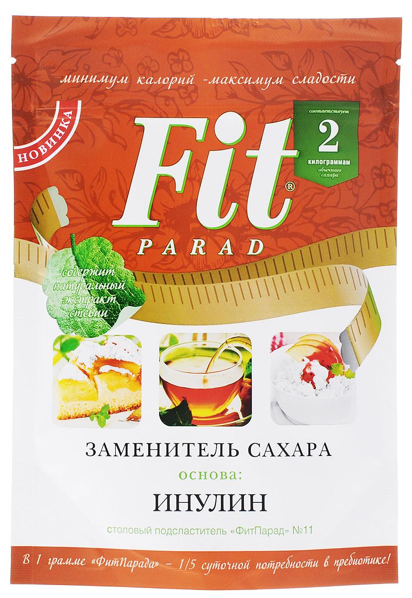 ФитПарад №11 заменитель сахара на основе инулина, 200 г