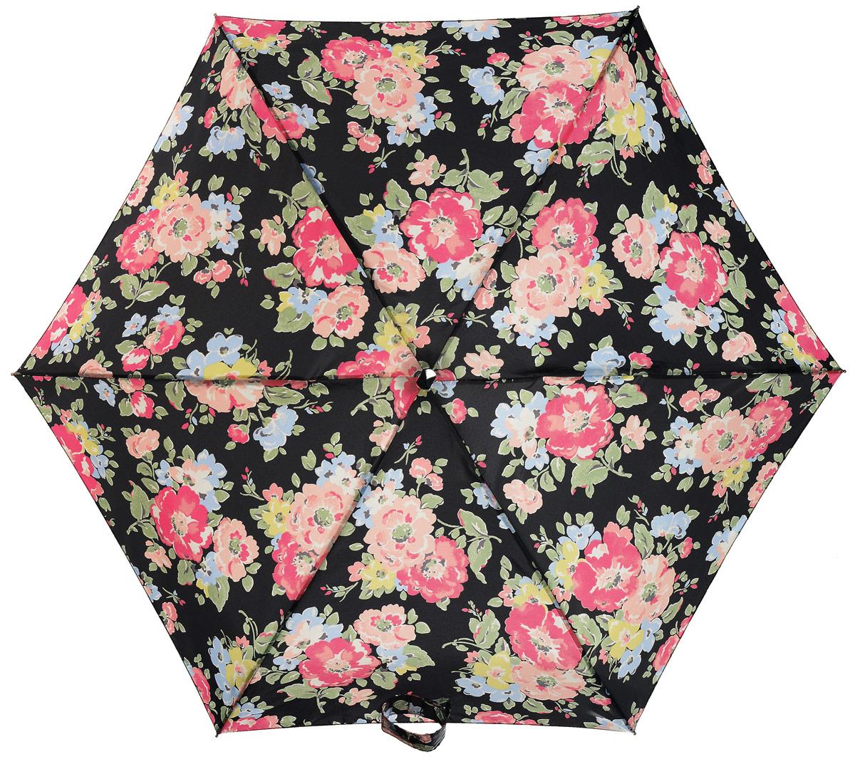 Зонт женский механика Cath Kidston Fulton, расцветка: расцветкаы. L521-3134 Summer BloomL521-3134 SummerBloomПрочный, необыкновенно компактный зонт, который с легкостью поместится в маленькую сумочку. Удобный плоский чехол. Облегченный алюминиевый каркас с элементами из фибергласса. Ветроустойчивая конструкция. Размеры зонта в сложенном виде 15смх6смх3см, диаметр купола 87 см.