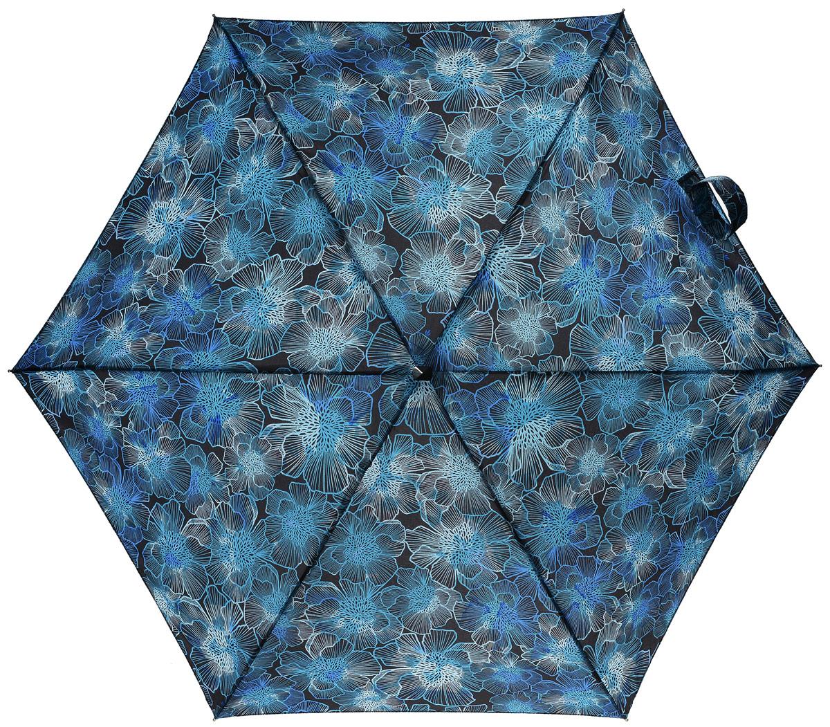 Зонт женский механика Fulton, расцветка: расцветкаы. L501-3024 ElectricFlowerL501-3024 ElectricFlowerСуперкомпактный синий женский зонт «Цветы», механика, Electric Flower, tiny-2, L501 5F3024, Fulton Зонт в карман, и это не преувеличение. Весит 160 г и не заставит сожалеть о том, что дождь, под который его брали, так и не пролился. Купол рассчитан на одного человека, в сложенном состоянии зонт принимает четырехгранную форму и компактно располагается в кармане, сумочке, дверке автомобиля. Чехол с дополнительной впитывающей подкладкой защитит одежду и сумку от влаги. Рисунок ткани универсальный, хорошо сочетаемый с цветом верхней одежды. У зонта прочная, ветроустойчивая конструкция.