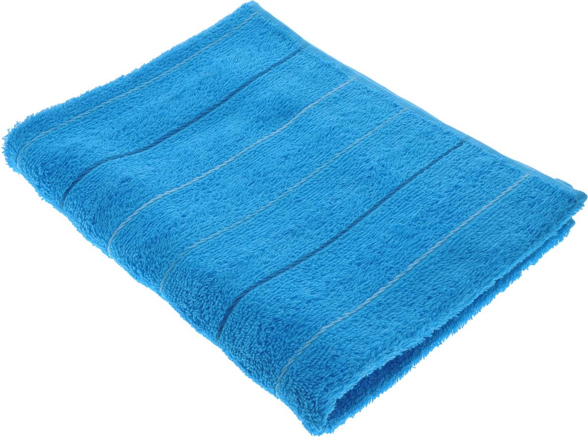 Полотенце Arya Sonbahar, цвет: голубой, 50 х 90 смTR1001084ГолубойПолотенце Arya Ayca выполнено из 100% хлопка. Изделие отлично впитывает влагу, быстро сохнет, сохраняет яркость цвета и не теряет форму даже после многократных стирок. Такое полотенце очень практично и неприхотливо в уходе. Оно создаст прекрасное настроение и украсит интерьер в ванной комнате.