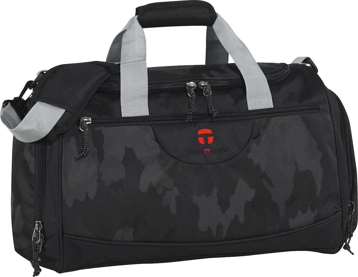 Take It Easy Сумка спортивная Rom Камуфляж цвет черный28408495001