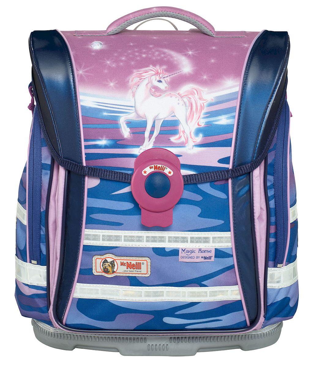 Mc Neill Ранец школьный Ergo Light Compact Единорог9604161000