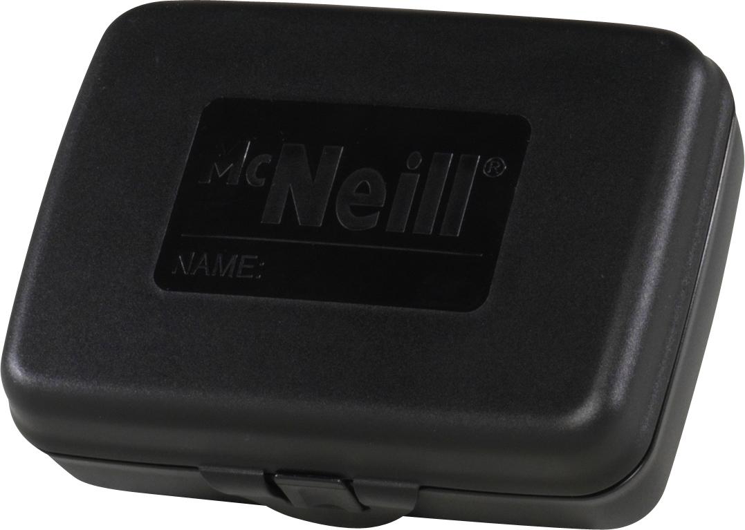 Mc Neill Контейнер для еды с разделителем цвет черный3408800001