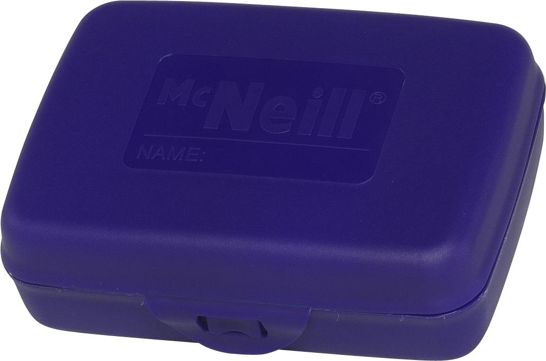 Mc Neill Контейнер для еды с разделителем цвет синий ( 3408800012 )