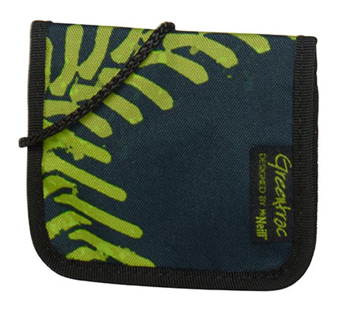 Mc Neill Кошелек нагрудный Гринтрак цвет Зеленый9195164000